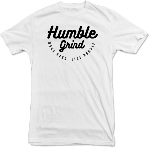 Humble Grind - Forward Tee