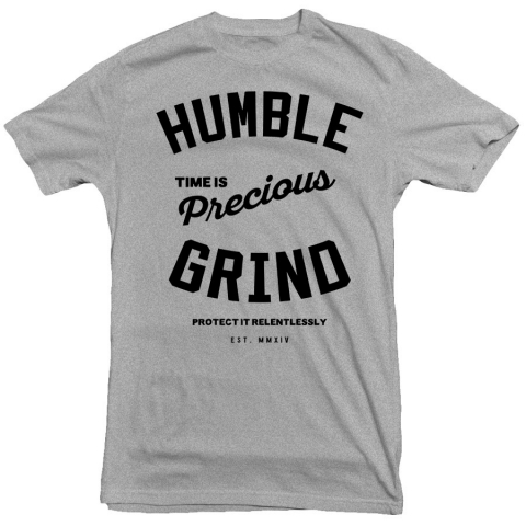 Humble Grind - Time Is Precious Tee